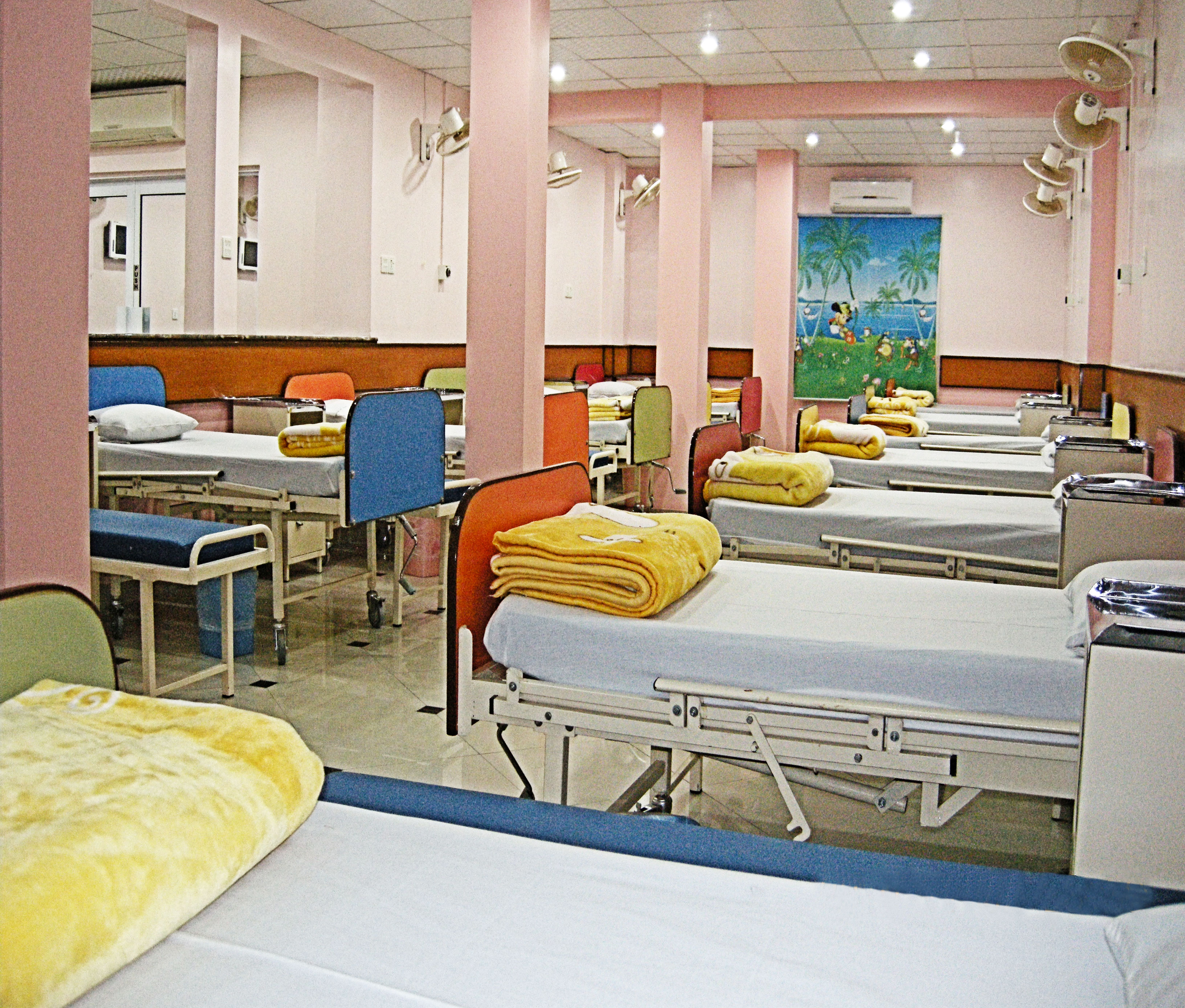 Saifee Hospital Karachi