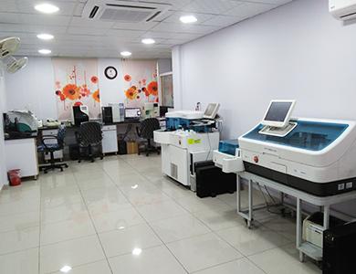 Saifee Hospital - Karachi